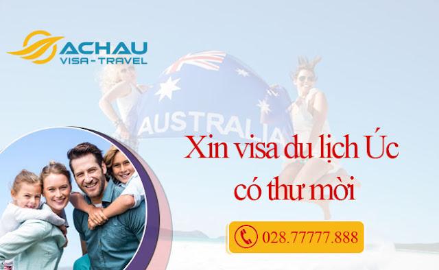 Muốn xin visa du lịch Úc cho người thân bạn phải biết những thông tin này 1