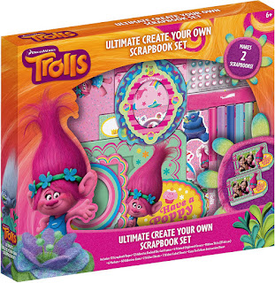 Trolls Scrapbook Kit