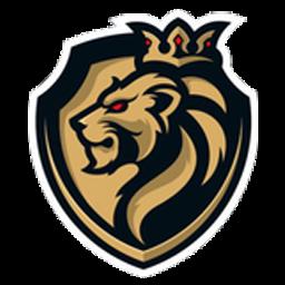 lambang kepala singa