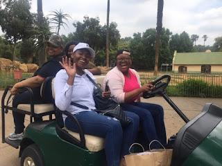 Amazing Race Pretoria Zoo