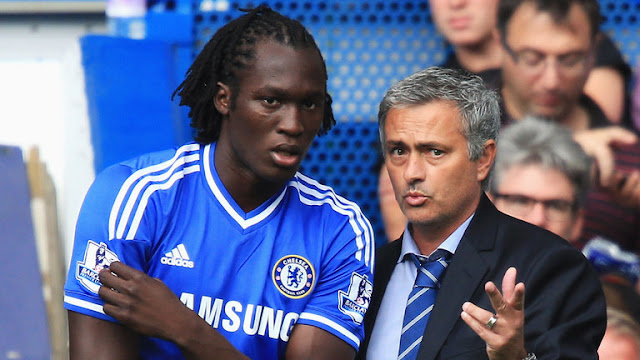 Romelu Lukaku would be happy to work with Jose Mourinho again