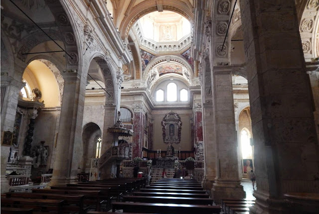 Catedral de Càller, mausoleu Martí el Jove