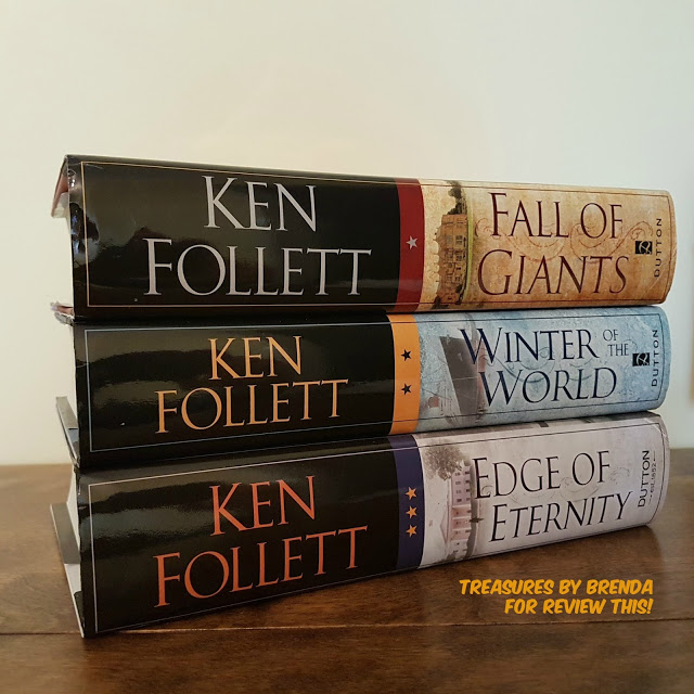 Ken Follett Century Trilogy