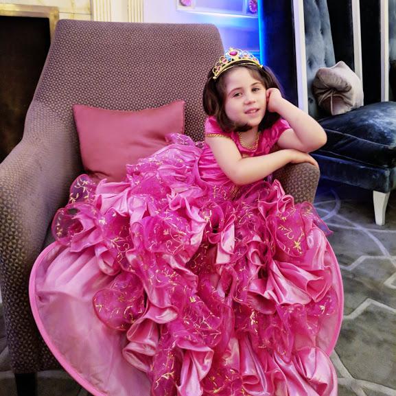 #DreamBigPrincess: Nous avons fait rêver en grand Daphné avec Andie Duquette Au Ritz Carlton de Montréal