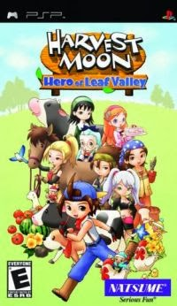 Harvest Moon Hero Of Leaf Valley PSP Game for Android
