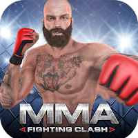 MMA Fighting Clash Unlimited Gold MOD APK
