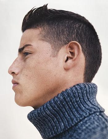 James Rodríguez Para Calvin Klein Global Campaign Otoño 2016 El