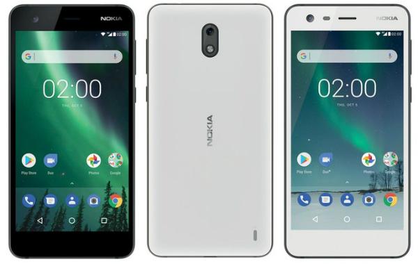 الكشف رسميا عن هاتف نوكيا 2 الجديد
