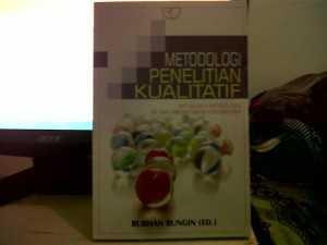 Buku Metodologi Penelitian Kualitatif Lengkap