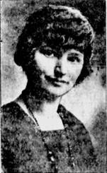 Cherry Wilson c. 1921