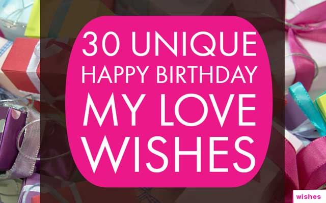 Birthday Wishes provide you the best of Lovely and Charming Wishes for you Loved one.