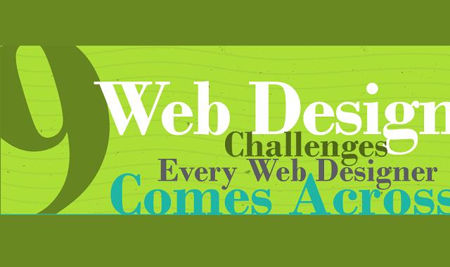 9 Web Design Challenges Every Web Designer Comes Across