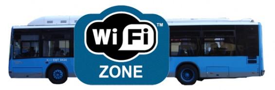 servicio WIFI en la EMT