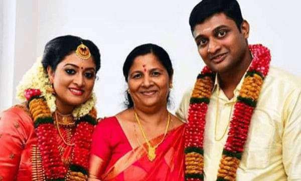 Actor Saikumar's daughter got married, Kochi, News, Marriage, Cinema, Entertainment, Kerala