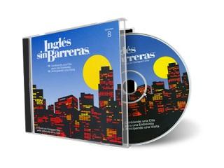 Inglés Sin Barreras – Audio CD 08