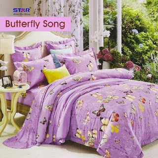 Butterfly Song CVC Star terbaru