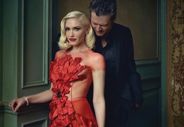 """Nova música do Blake Shelton tem participação de Gwen Stefani ouça """"Go Ahead and Break My Heart""""!"""