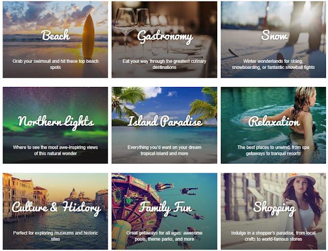 Expedia Collections - The best hotels for every experience!
