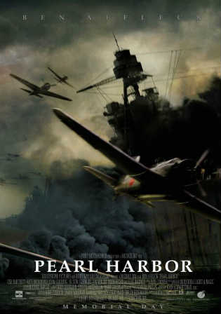 Pearl Harbor 2001 BluRay Directors Cut Hindi Dual Audio 720p Watch Online Full Movie Download bolly4u