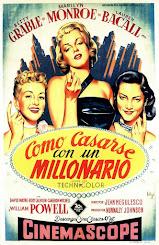 Cómo casarse con un millonario (1953) Descargar y ver Online Gratis