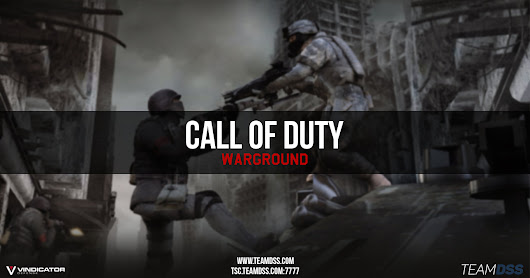 Call Of Duty - Warground  1.0 BETA 1 (First release) SAMP Server