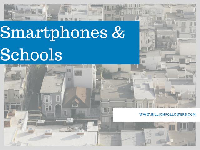 Smartphones and Schools