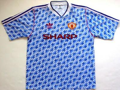 away kit 1992