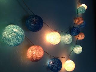 String Lights for bedroom