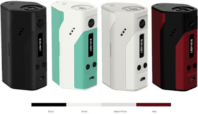 Wismec Reuleaux RX200 a new version of Reuleaux series