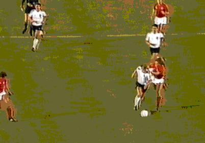 Soccer Nostalgia September 9 1987 West Germany 3 England 1
