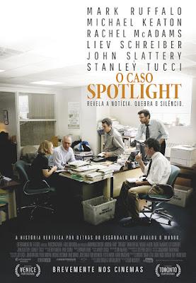 O Caso Spotlight - Spotlight (2015)