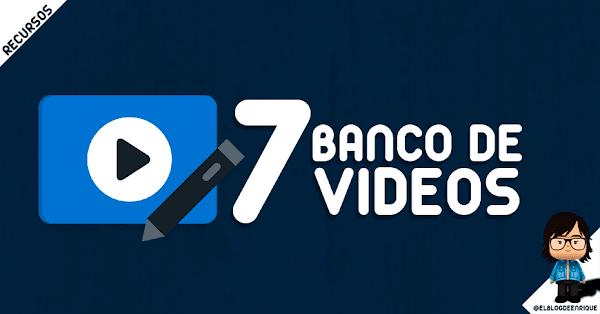 7 banco de videos gratis 2017 libres de derecho de autor