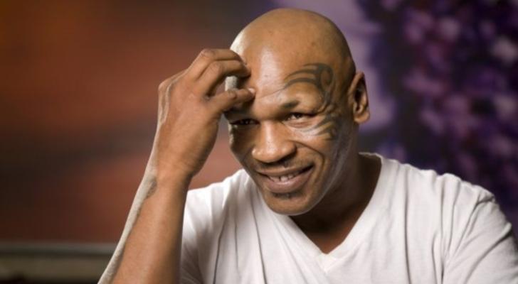 Topsi News Tyson 50 Shades Of Gray