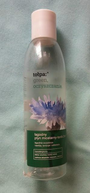Tołpa, Green - płyn micelarny-tonik 2w1.