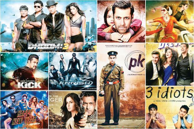 Bollywood's 100 Crore Club