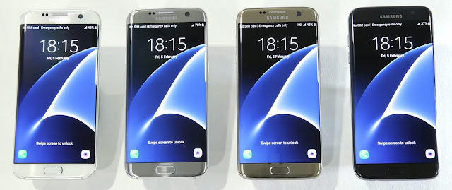 List of all US carriers Samsung Galaxy S7 edge deals at a glance