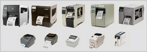 Industrial Printers Solutions By indian barcode corporation: Indian