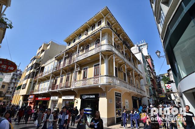 Where to buy pasalubong souvenirs in Macau
