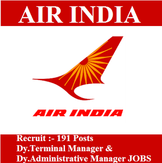 Air India Air Transport Services Limited, AIATSL, Air India, Manager, Graduation, freejobalert, Sarkari Naukri, Latest Jobs, aiatsl logo