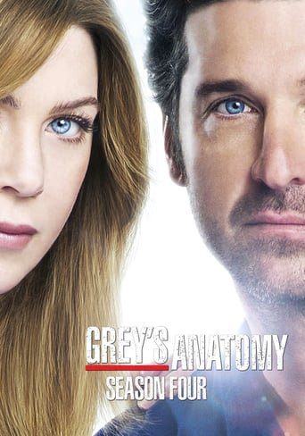 Anatomia de Grey Temporada 4 audio Español