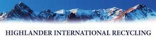 Highlander International Recycling