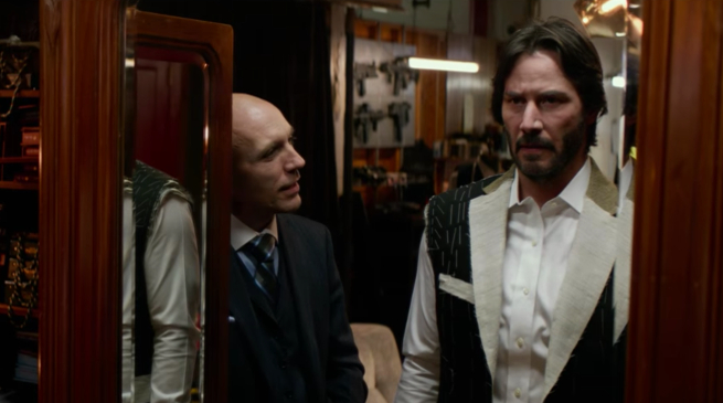 A Mighty Fine Blog Film Review John Wick Chapter 2 2017