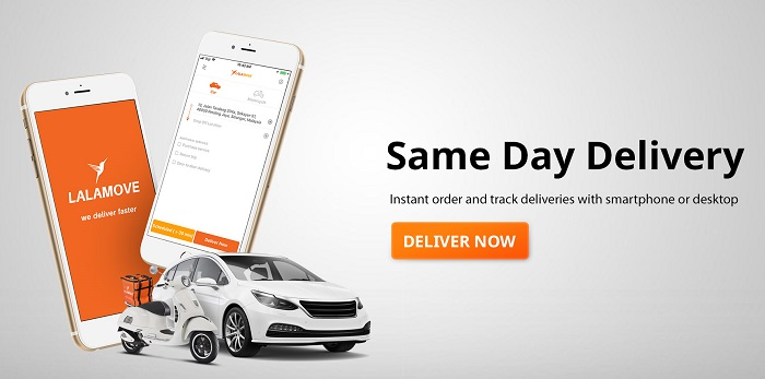 Lalamove Delivers Your Package In One Hour - Tekkaus