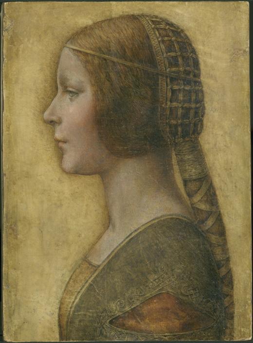 La Bella Principessa (attributed)