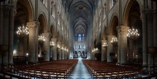 História da Catedral de Notre Dame