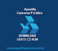Apostila PDF Banrisul (Grátis CD ROM) Escriturário - Impressa - Digital