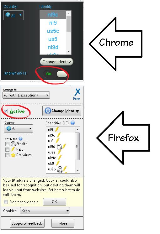 Cara Membuka Situs yang Diblokir di Chrome dan Firefox