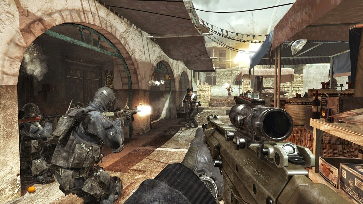 Free Download call of duty modern warfare 3 pc game