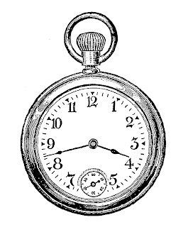 timepiece watch illustration image digital clipart download