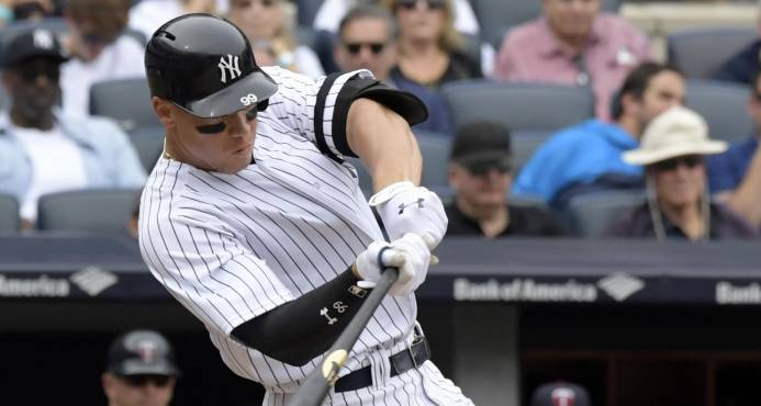 Aaron Judge, el Tremendo Juez